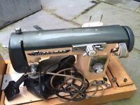 Vintage Sharwood sewing Machine