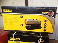 Stanley Space Heater BNIB
