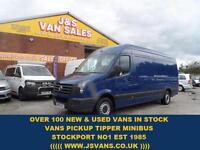 2015 15 VOLKSWAGEN CRAFTER VW CRAFTER L.W.B CR35 109 T.D.I 2015/15 REG ONLY 1700