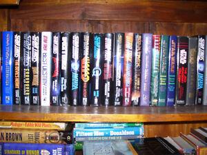 27 Hardcover Star Trek Novels