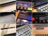 Wanted old computers and items commodore Amiga Sinclair Atari etc for private collector