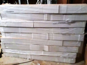 Hardwood $30 per package. I got 9 in packages in total