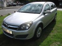 Vauxhall/Opel Astra 1.7CDTi 16v ( 80ps ) ( a/c ) 2005MY Life