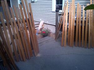 Solid oak trim Reclaimed