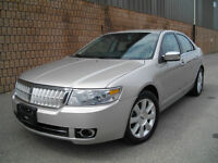 2008 LINCOLN MKZ - 1 OWNER - ONLY 61,000KM