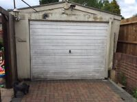 Concrete sectional garage - Free