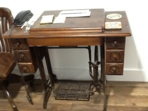 Treadle Singer Sewing Machine REDUCED