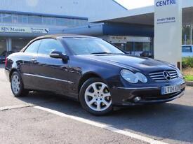 2004 Mercedes-Benz CLK 3.2 CLK320 Elegance 2dr