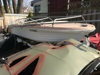 Boat for sale. Trailer not for sale