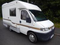 Deposit Taken Autocruise Starfire 1999 2 Berth End Kitchen Motorhome