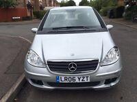 Mercedes A150 2006 3 Doors drives very well 1 year MOT quick sale
