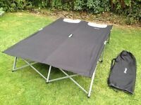 Outwell Posadas Double Folding Camping Bed