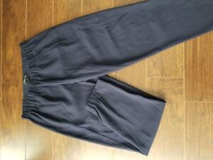Pre owed aritzia babaton Dexter pants in navy size xs asking $40