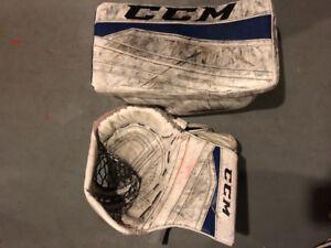 CCM gloves