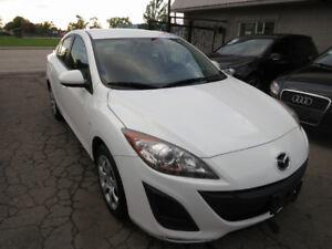 2010 Mazda Mazda3 GS - Auto, Power Group, Mint