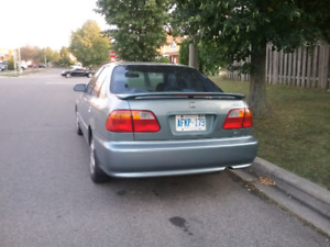 1999 Honda Civic EX SINGLE OWNER Automatic & Fully Loaded