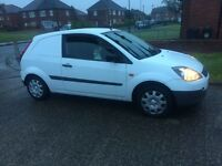 Ford Fiesta van 1.4 tdci sell swap px