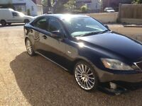 LEXUS IS 250 SPORT BLACK (06) BEAUTIFUL CAR