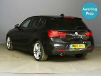 2015 BMW 1 SERIES 118d M Sport 5dr