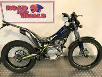 Sherco TY 125cc Classic Trail Trial bike Green Lane in Stock