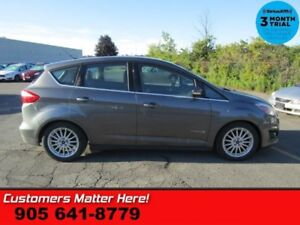 2014 Ford C-Max SEL  HYBRID NAVIGATION LEATHER HEATED SEATS