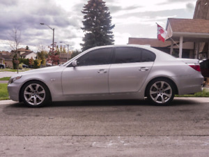 2004 BMW 545i Mpackage mint condition!!