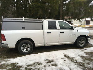 2011 Dodge Power Ram 1500 SLT Pickup Truck