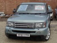 2007 Land Rover Range Rover Sport Tdv8 Hse E4 3.6 5dr