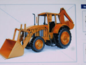 (((WANTED TO BUY A OLD BACKHOE FOR PERSONAL USE))))