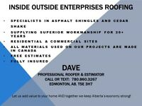 CANADIAN-OWNED & FAMILY OPERATED ROOFING SERVICE