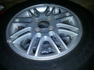 "15"" Alloy Rims very good condition."