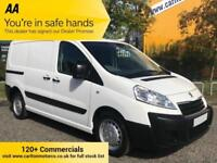 41137f7ea4 2013 Peugeot Expert 2.0 HDI 1000 L1H1 130 SWB LOW ROOF INSULATED Van T SLD