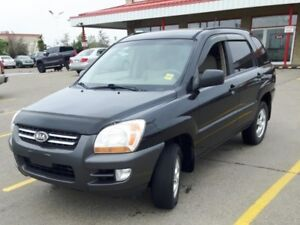 2005 Kia Sportage 4dr LX I4 Manual *PLUS A 500  GAS CARD*