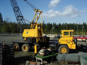 25 Ton Crane