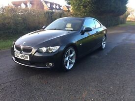 bmw 325i coupe late 2007