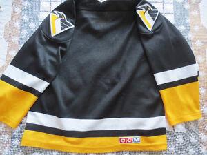 Jr. Pittsburgh Hockey jersey. Oakville / Halton Region Toronto (GTA) image 2