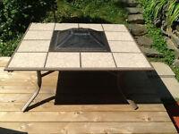 Deck Table / FirePit