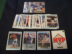 1992 McDonalds Donruss Baseball Set