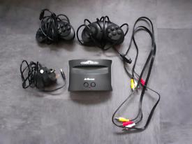 Sega mega drive with built in games