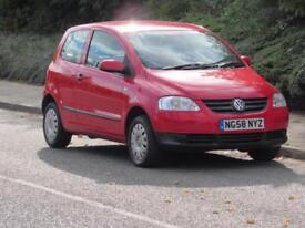 2008/58 Volkswagen Fox 1.2 Urban, 6 MONTHS COMPREHENSIVE WARRANTY