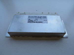 Mercedes-Benz CLK 1998-2001 ASR Control Unit 0195453132