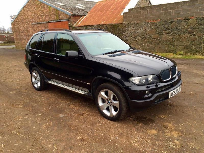 2004 bmw x5 3 0 i sport 5dr in lochgelly fife gumtree. Black Bedroom Furniture Sets. Home Design Ideas
