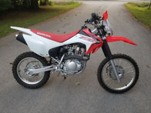 2016 CRF 150 NEW CONDITION