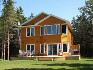 One week open this August at PEI Ocean front vacation house