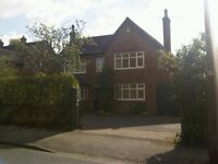 Very Large Room in Big House in very nice part of Beeston, All Bills Inc, Available now!