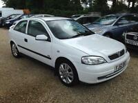 Vauxhall/Opel Astra 1.8i 16v SRi