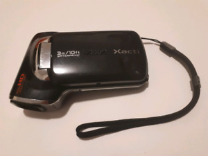 Sanyo 14 MEGA Xacti Waterproof Camera for parts/repair