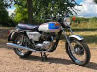 1977 Triumph T140J Jubilee Bonneville 750cc Matching Numbers. Classic Motorcycle