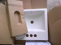 small bathroom sink for sale ( never out of box)