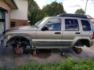 Jeep Liberty Buy New And Used Auto Body Parts Oem